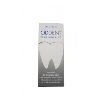 Oddent acido hialuronico gel gingival 20 ml