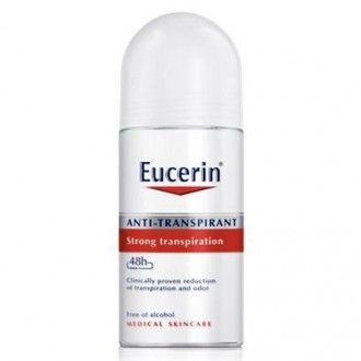 Eucerin desodorante ph5 roll on piel sensible