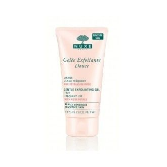 Nuxe 3 rosas gel exfoliante suave 75 ml