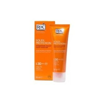 Protector solar soleil protexion spf 30+ roc piel normal-mixta 50ml
