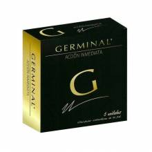Germinal acción inmediata ampollas flash 5 ampollas 1.5 ml