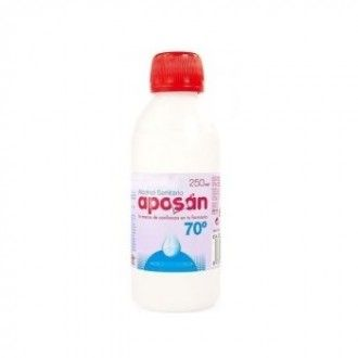 Aposan alcohol 70º 250 ml