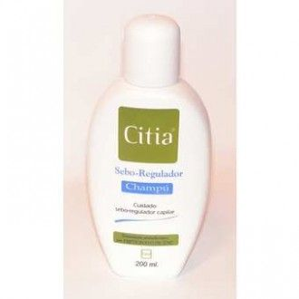 citia champu seborregulador 200 ml