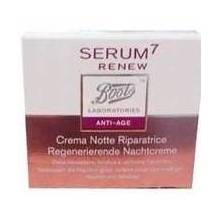 Serum7 renew crema revitalizante de noche 50 ml
