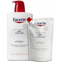 Eucerin ph5 locion 1000 ml + Regalo de 400 ml