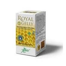Jalea real fresca liofilizada 40 tab royal gelly aboca