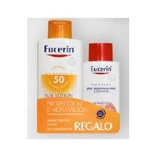 Eucerin sun 50 extra light 400 ml + Eucerin ph5 loción 200 ml