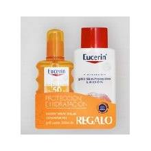 Eucerin spray transparente fp 50 200 ml + Eucerin ph5 loción 200 ml