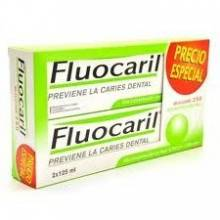 Fluocaril pasta dental 125 ml + 125 ml