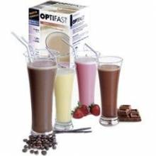 Optifast batido fresa 9 sobres