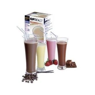 Optifast batido café 9 sobres