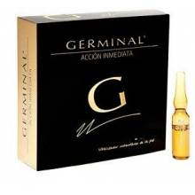 Germinal acción inmediata ampollas flash 1 ampolla 1,5 ml