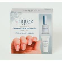 Unglax pack tratamiento endurecedor intensivo uñas 10 ml + crema nutritiva 15 ml