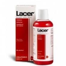 Lacer colutorio 500 ml + 100 ml