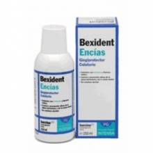 Bexident encías colutorio mantenimiento triclosan 250 ml