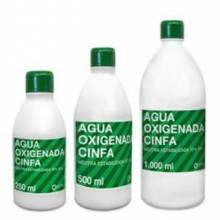 Agua oxigenada 10vol. 1000 ml