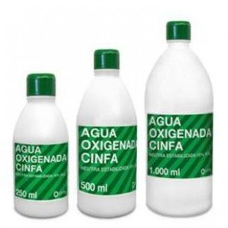 Agua oxigenada cinfa 10vol. 1000 ml