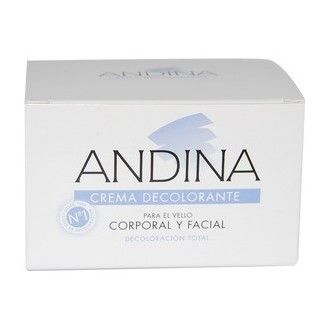Andina crema decolorante 30 ml