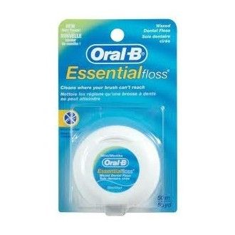 Seda dental oral-b essential floss con cera menta
