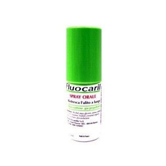 Fluocaril spray oral aerosol 45 ml