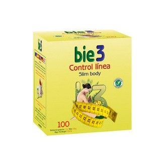 Bie 3 slim body infusion 1,5 g 100 filtros
