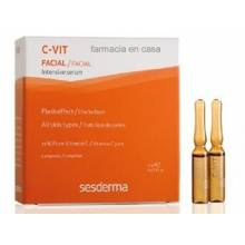 Sesderma C-Vit Serum Intensive 5 Ampollas X 2 ml