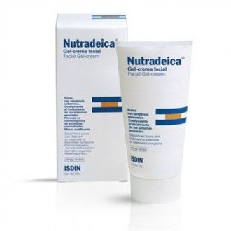 Nutradeica gel-crema facial seborreguladora 50 ml
