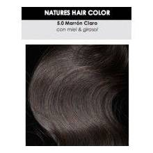 Apivita tinte nature´s hair color Nº 5.03 chocolate