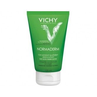 Vichy normaderm gel exfoliante 125 ml