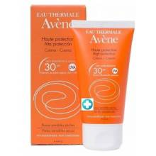 Avene crema coloreada 30spf piel sensible 50 ml