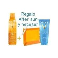 Vichy capital soleil bruma hidratante spf30 200 ml+regalo after sun 100 ml+neceser