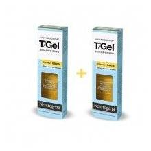 Champu t-gel neutrogena 2x1 normal-seco