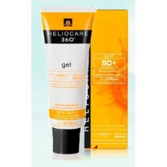 Heliocare 360 spf50 gel protector 50 ml for Protection plante gel