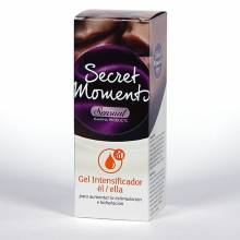 Secret moments gel intensificador él/ella 50 ml