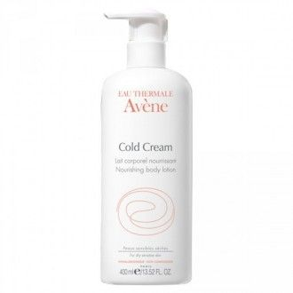 Avene cold cream leche corporal 400 ml