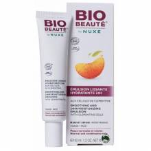 Bio beaute by nuxe emulsion facial alisadora hidratante 24 horas piel mixta 40 ml