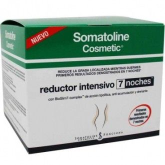 Somatoline cosmetic reductor intensivo 7 noches 450 ml