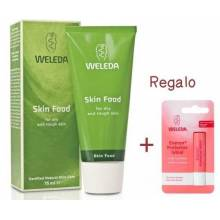 Weleda skin foot 75 ml + regalo protector labial everon 4,8gr