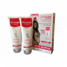 Mustela Antiestrias Doble acción 2x250 ml