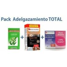 Pack total Turboslim forte 56 + camilina 200+ calorilight 120 caps