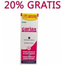 Cariax gingival enjuague 500ml + 100ml