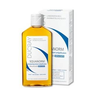 Ducray squanorm champú 200ml