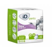Id pants super T-L 10 unidades