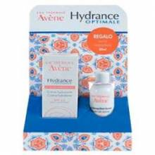 Avene hydrance optimale enriquecida spf 20 40 ml + leche limpiadora 50 ml