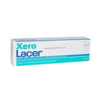 Xerolacer pasta dental 75 ml