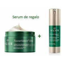 Nuxe Nuxuriance ultra dia piel seca 50 ml +Nuxe nuxuriance ultra serum redensificante antiedad global 30 ml