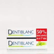 Dentiblanc blanqueador duplo 100 ml + obsequio pasta dentiblanc extrafresh 50 ml