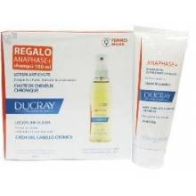 Ducray neoptide caida cabello mujer 3x30 ml+ regalo ducray anaphase champu 200 ml