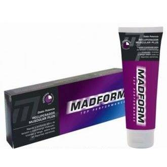 Recuperador muscular doble potencia Madform 120ml