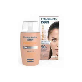 Isdin fotoprotector spf 50 fusion water color